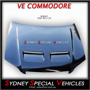 BONNET FOR VE COMMODORE - PONTIAC G8 STYLE