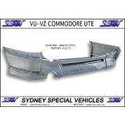 REAR BAR FOR VU VY VZ COMMODORE UTES - VY MALOO STYLE