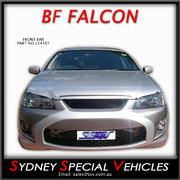 FRONT BUMPER BAR FOR FALCON BA-BF XT MODELS, FG GT STYLE