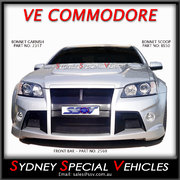 FRONT BUMPER BAR FOR VE COMMODORE SERIES 1, W427 STYLE