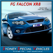 FRONT BUMPER BAR FOR FG FALCON MARK 1, XR6 XR8 STYLE