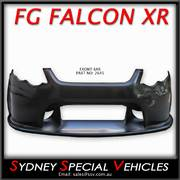 FRONT BUMPER BAR FOR FG FALCON, RACE STYLE