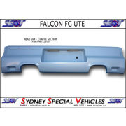 REAR BAR FOR FG FALCON UTE - QUAD EXHAUST STYLE