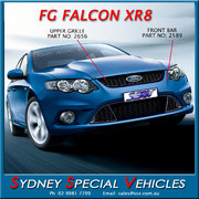 Upper grille for FG Falcon series 1 XR6 & XR8