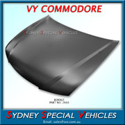 VY COMMODORE FACTORY STYLE BONNET IN STEEL PREPRIMED