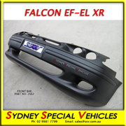 FRONT BUMPER BAR FOR EF EL FALCON XR6 XR8 - EL XR STYLE