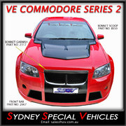 FRONT BUMPER BAR FOR VE COMMODORE SERIES 2, X2-R STYLE