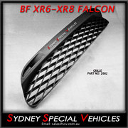 LOWER GRILLE FOR BF FALCON XR6 & XR8