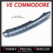 LED DRL LIGHT FOR VE COMMODORE HSV E2 E3 FRONT BAR - LEFT HAND