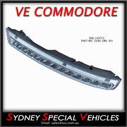 LED DRL LIGHT FOR VE COMMODORE HSV E2 E3 FRONT BAR - RIGHT HAND