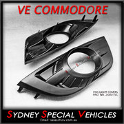 FOG LIGHT COVER FOR VE COMMODORE HSV E2 E3 FRONT BAR - LEFT HAND