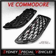 UPPER GRILLE FOR VE E2 & E3 HSV GTS, CLUBSPORT & MALOO - LEFT HAND