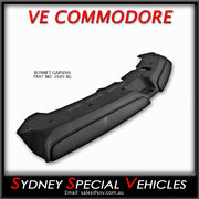 BONNET GARNISH FOR VE COMMODORE - E2-E3 STYLE