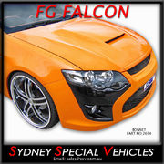 BONNET FOR FG FALCONS XR8 / GT STYLE - VENTED