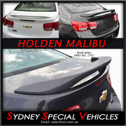 REAR WING / BOOT SPOILER FOR MALIBU 2013 - 2017