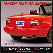 BOOT PANEL FOR MX5 NA SERIES 1 MODELS 1989-91