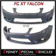 FRONT BUMPER BAR FOR FG FALCON, XT MARK 1 STYLE