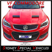 BONNET FOR VF COMMODORE - VENTED