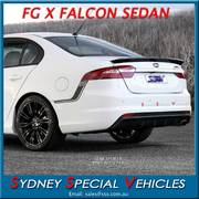 SPRINT STYLE BOOT SPOILER FOR FALCON FGX SEDAN