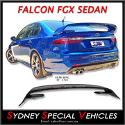 REAR WING FOR FALCON FGX SEDAN - GT STYLE