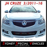 FRONT SPOILER FOR JH CRUZE 3/2011-16