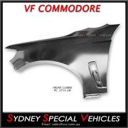 FRONT GUARD FOR VF COMMODORE - PASSENGER SIDE
