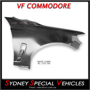 FRONT GUARD FOR VF COMMODORE - DRIVERS SIDE