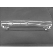 VP COMMODORE GRILLE - FACTORY CLEAR PLASTIC STYLE