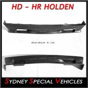 FRONT SPOILER FOR HD & HR HOLDEN