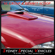 BONNET SCOOP -  VL GROUP A STYLE