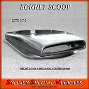 BONNET SCOOP -  HORNET LOW LINE STYLE WITH BASE