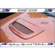 UNIVERSAL BONNET SCOOP OR VENT -  EVOLUTION STYLE