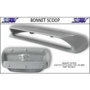 BONNET SCOOP FOR 1998-2000 IMPREZA WRX & STI -  2003 STI STYLE