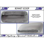 BONNET SCOOP FOR 1998-2000 IMPREZA WRX & STI -  2001 STI STYLE