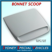 BONNET SCOOP -  SPORTS STYLE