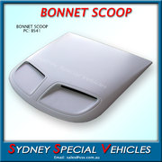 UNIVERSAL BONNET SCOOP -  GTO STYLE