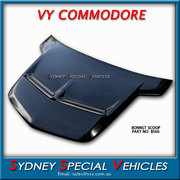 BONNET SCOOP -  WALKINSHAW STYLE FOR VY COMMODORE
