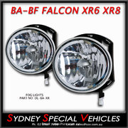 FALCON BA BF FRONT BAR DRIVING / FOG LIGHTS - PAIR