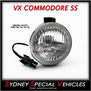 VX - VU COMMODORE SS / S PACK DRIVING / FOG LIGHT
