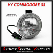 VY COMMODORE SS / S PACK DRIVING / FOG LIGHT