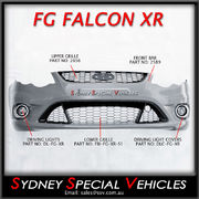 Lower grille for FG Falcon series 1 XR6 & XR8