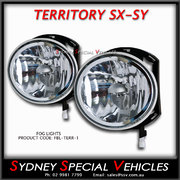 TERRITORY SX SY FRONT BAR DRIVING / FOG LIGHT - RIGHT HAND, DRIVERS SIDE