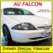 HEADLIGHTS FOR AU FALCON - PAIR