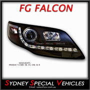 DRL HEADLIGHT FOR FG FALCON XT FPV GT & G6 G6E - RIGHT HAND