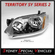 HEADLIGHT FOR TERRITORY 5/2009-4/2011 - LEFT HAND