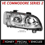 HEADLIGHT FOR VE COMMODORE SERIES 2 - DRIVERS SIDE