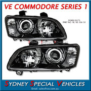 HEADLIGHTS FOR VE COMMODORE SERIES 1 SSV /CALAIS STYLE