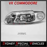 VX VU COMMODORE HEADLIGHT - LEFT HAND