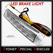 REPLACEMENT LED BRAKE LIGHT FOR REAR WING SPOILER 274 mm long