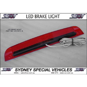 REPLACEMENT LED BRAKE LIGHT FOR REAR WING SPOILER 307 mm long